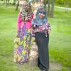 Sahro and Shamsi