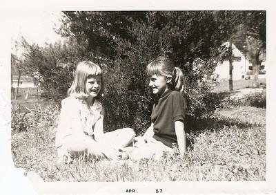 Sally Bramlett, Melanie Harris - ages 10