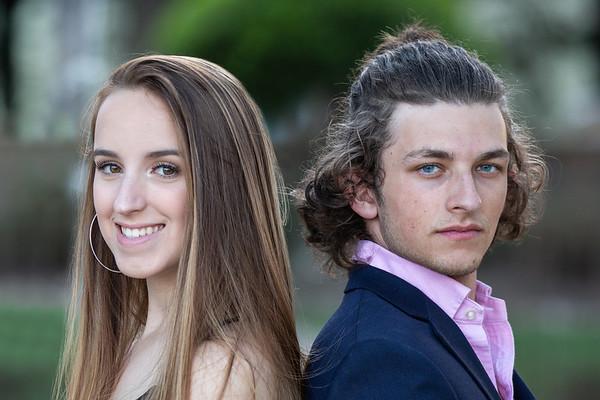 Sam & Nico prom photos