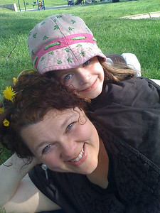 Aunt Skip at Meade Park