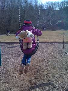 Swinging with Annie