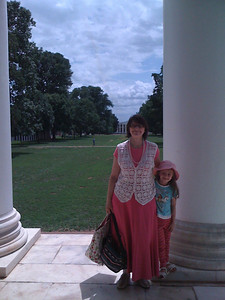 On the Rotunda Steps