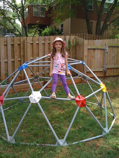 Benja's Climbing Dome