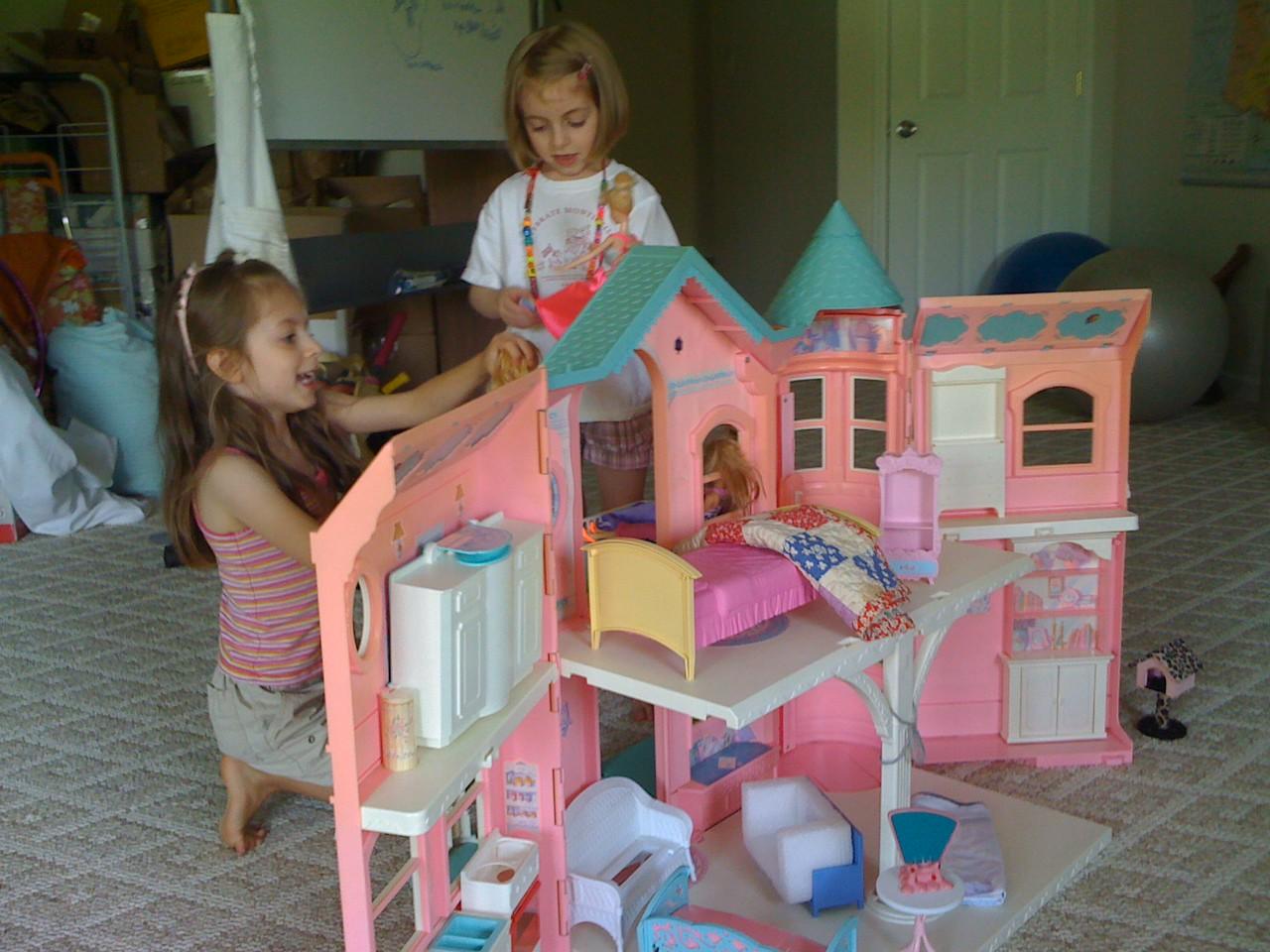 Dorbie mansion