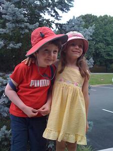 Benja and Sam