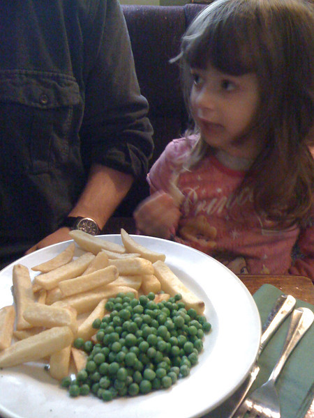 Chips and Peas