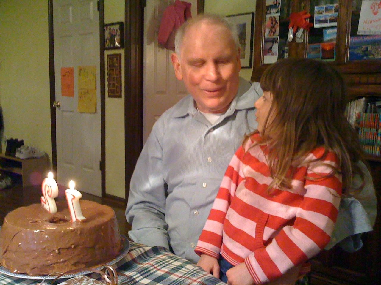 Happy Birthday Granddaddy