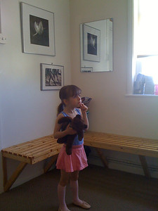 Ballet waiting room