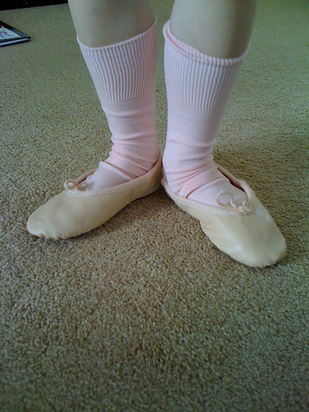 First Ballet Shoes