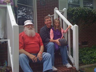 Three Generations of Capeharts