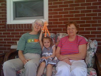Sam and Grandmothers