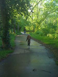 Running the Rivanna Trail