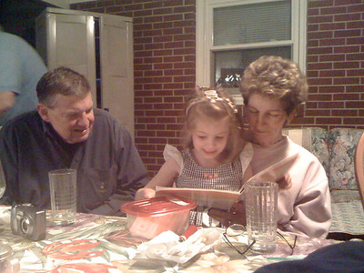 Uncle Johnnie and Aunt Jane