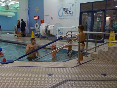 Swim Class at ACAC