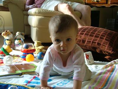 Baby push ups