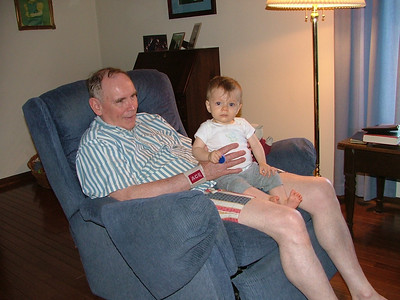 Sam and Granddaddy