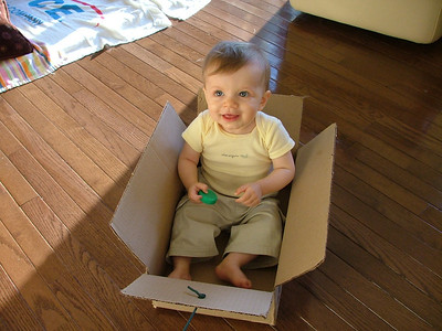 Baby in a Box!