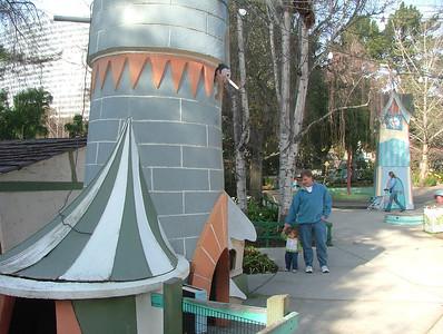 Pinocchio's House