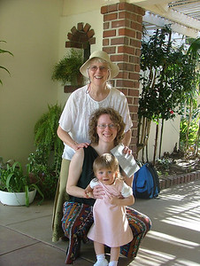 Three Generations of Women in AC's life
