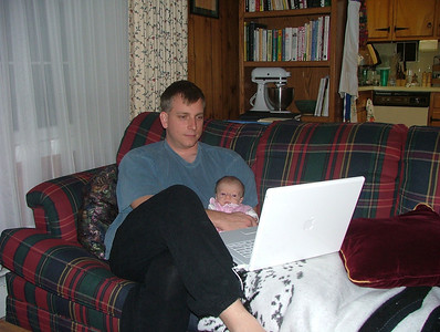 The family that computes together...