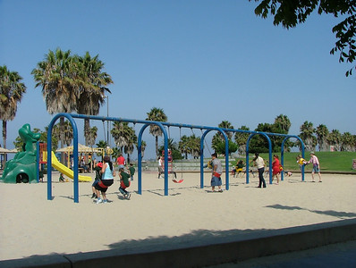 Mission Bay Park in San Diego