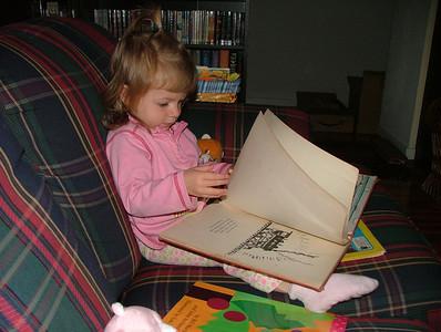 "Reading ""Choo Choo"""