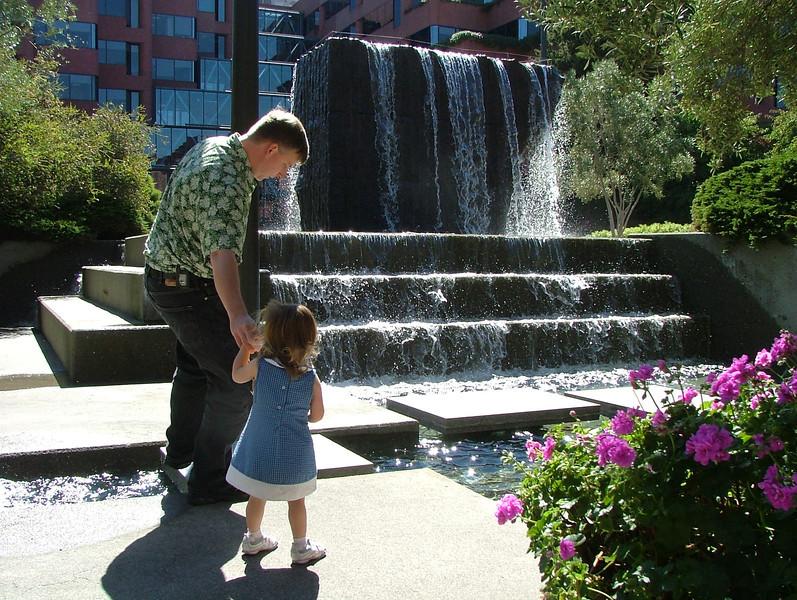 navigating the waterfalls