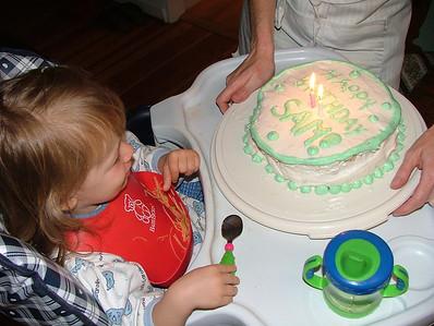 Cake presentation