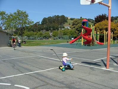 Destination: playground