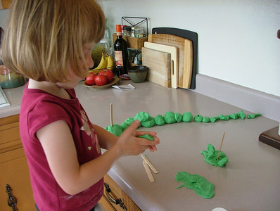 Homemade Play-dough