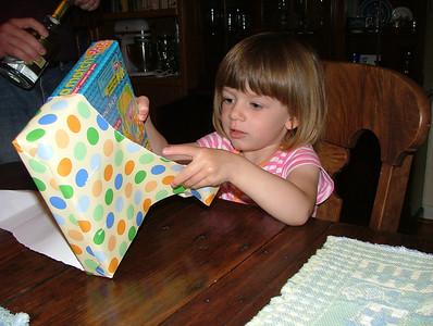 Let the presents begin