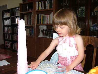 Counting Numbers on the Birthday Candle