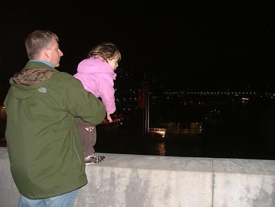 Viewing the Seine