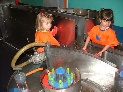 Water Works at the London Science Museum