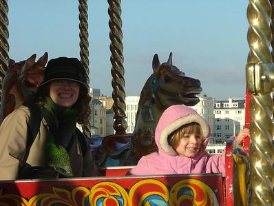Palace Pier Merry-go-round