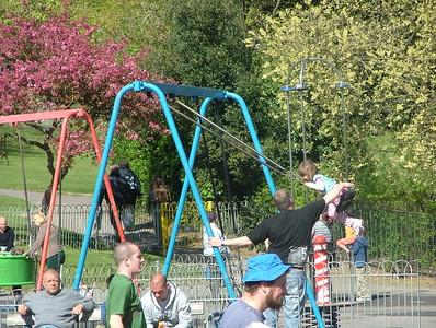 Swinging in Queen's Park