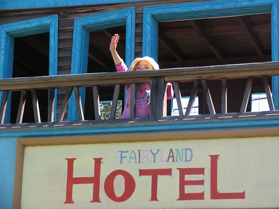 Welcome to the Fairyland Hotel