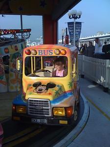 Brighton Pier Bus Driver