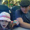 We like the train