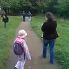 Hampstead Heath with Sarah and Sadie