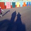 Huts and Shadows