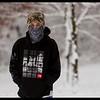 Snow ball terrorist!