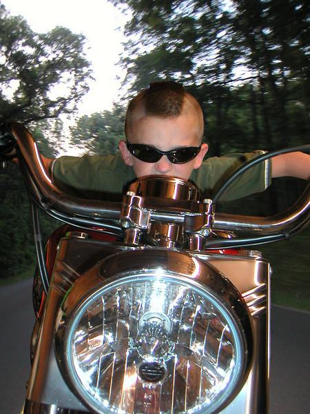 Born to be wild! Sam