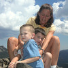 Sam, Jake, Kathy - Rocky Mountain National Park