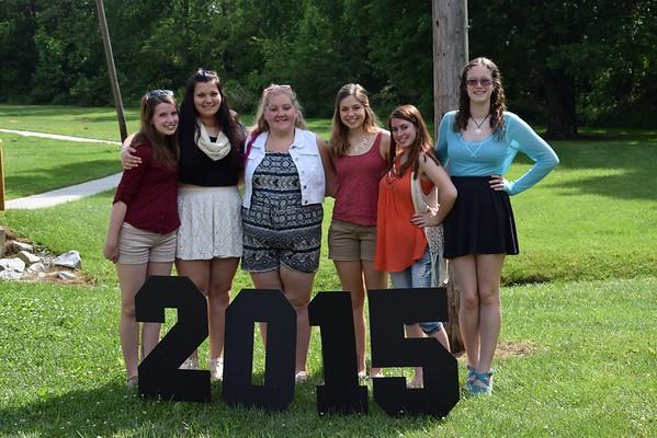 Samantha Pickett's Graduation
