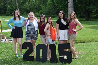 2015 Sam Pickett's Grad Party
