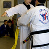 Yellow Belt Test - November 2008