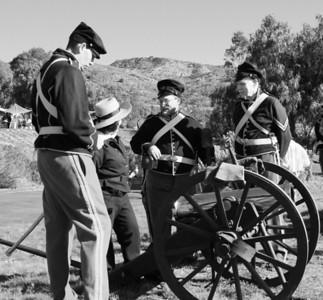 San Pasqual Battle Re-enactment Dec 4th 2011