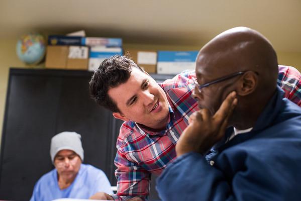 San Quentin Prison: Prison University Project 5.8.16