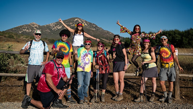 Back to the Sixties Hike